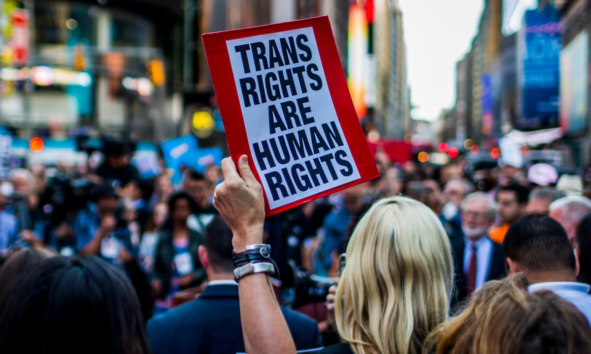 Trans women are victims of misogyny, too – and all feminists must recognize  this | Transgender | The Guardian