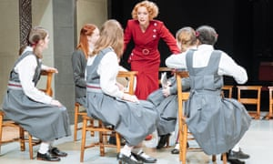 'A mixture of the alluring and the ridiculous': Lia Williams in The Prime of Miss Jean Brodie