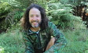Joey Moncarz, co-founder and head teacher at Deep Green Bush School.