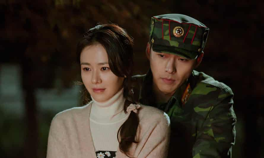 South Korea's biggest current television hit is a fantastical tale of a billionaire heiress who accidentally paraglides into the North and falls in love with a chivalrous army officer serving Kim Jong Un.