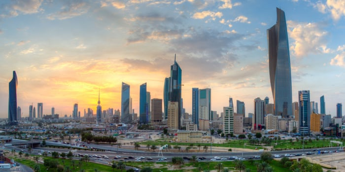 Kuwait's inferno: how will the world's hottest city survive