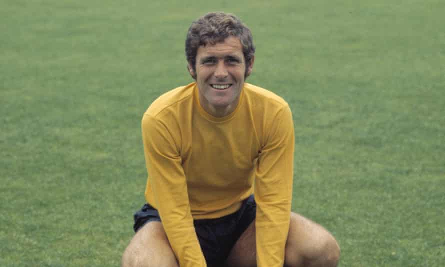 Alan Jarvis with Hull City in 1970. Football was 'a factor' in his decline, a coroner ruled.
