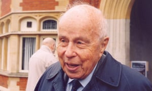 Rolf Noskwith at Bletchley Park in 2012.