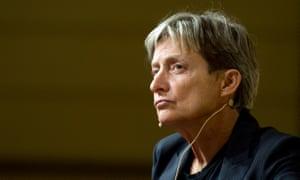 The gender theorist Judith Butler … Murray decries her as a fraud.