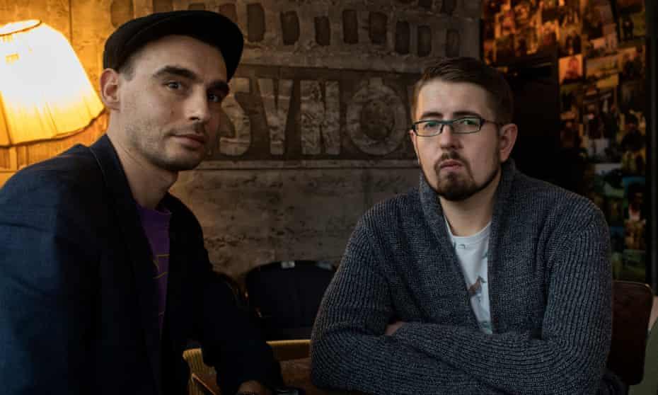 Jan Lawrynowicz and Piotr Przytula