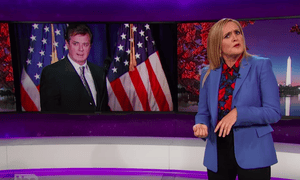Samantha Bee: 'Besides being regular evil, Manafort might have also gotten in over his head.'