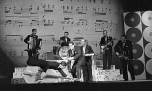 The influence of rock n roll bands like Bill Haley & The Comets was considered a serious threat to young minds in the 1950s