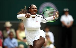 London, England Serena Williams