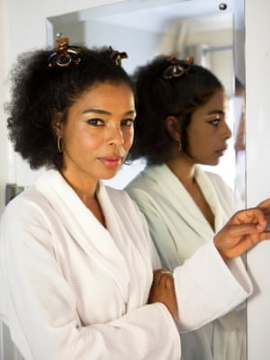 Sophie Okonedo in The Goat, Or Who Is Sylvia? at Theatre Royal Haymarket, London, 2017