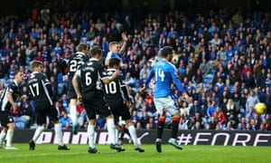 Rangers v Queen of the South - Scottish Championship