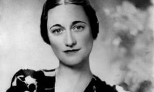 The Duchess of Windsor, Wallis Simpson (1896 - 1986)