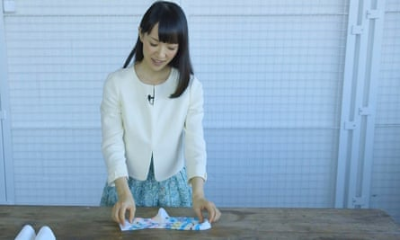 The joy of socks … Marie Kondo.