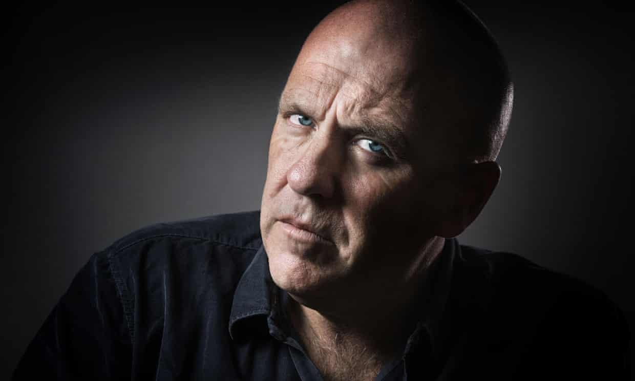"""Richard Flanagan: """"Fiction Is Not A Lie, But A Truth, A Necessary Truth"""" by Stephanie Cross for The Guardian"""