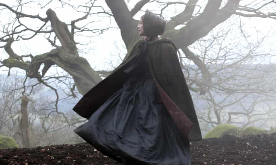 Mia Wasikowska in the 2011 film adaptation of Jane Eyre … the classic gothic tends to validate the woman's perspective.