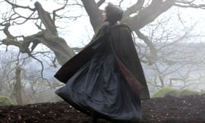 Mia Wasikowska in the title role of Cary Fukunaga's 2011 film of Jane Eyre.