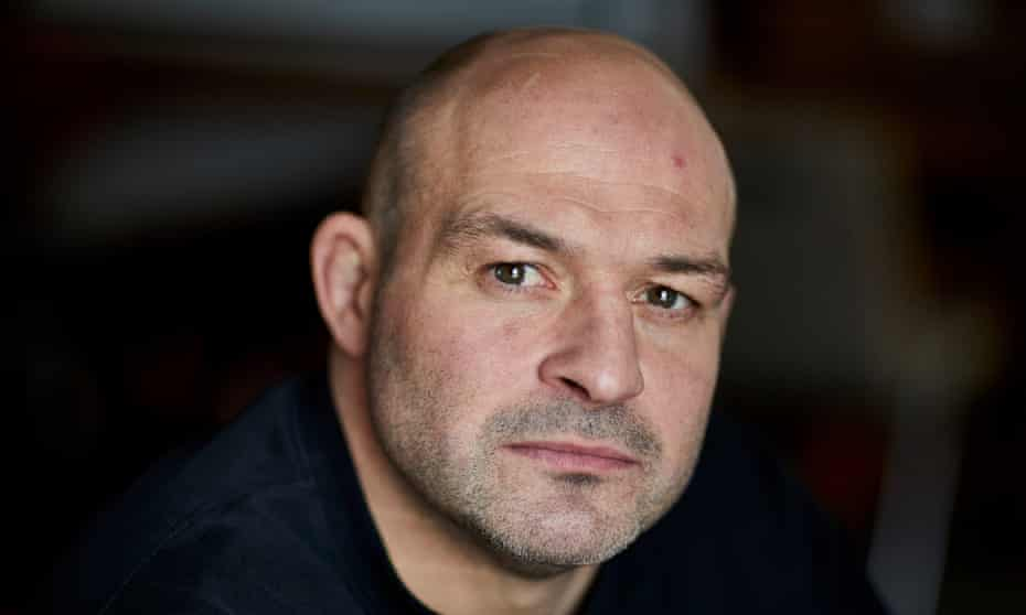 'I'm very proud of the fact I come from Ulster,' says Rory Best.