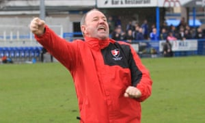 A win by Gary Johnson's Cheltenham Town against Halifax Town on Saturday would all but confirm their promotion back to the Football League
