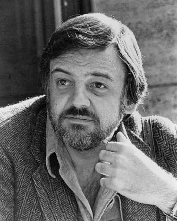 Gore connoisseur … Romero in 1980.