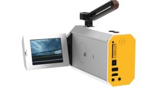 'Nothing beats film' … Kodak's Super 8 LCD camera