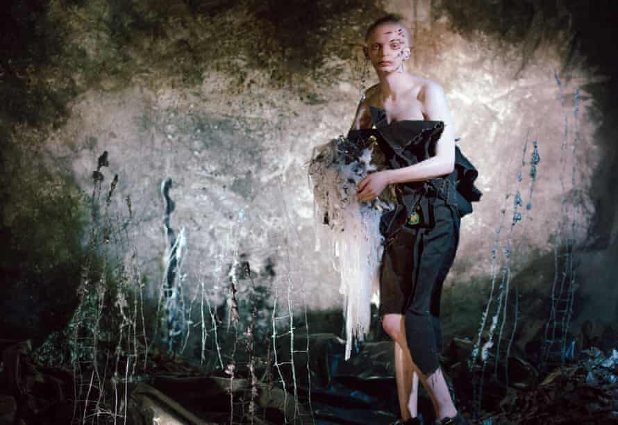Sustainable fashion by Matthew Needham.