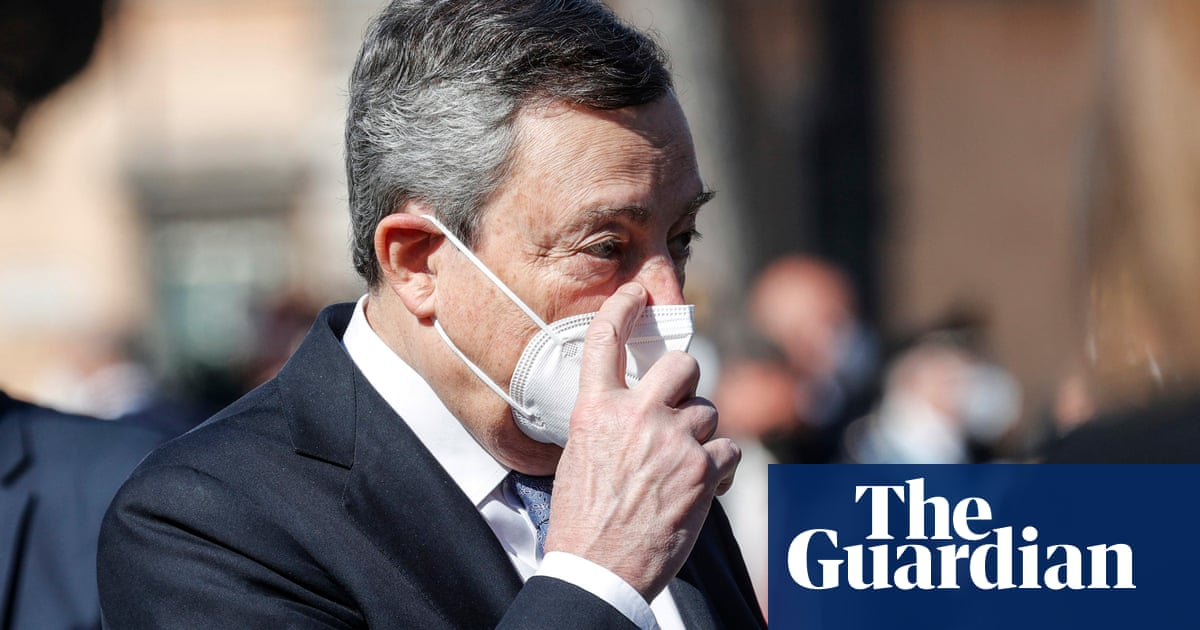 Italy to relax Covid restrictions as Draghi hopes 'gamble' pays off