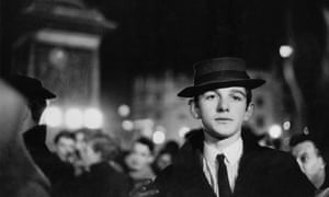 It was a portrait – a melancholic image of a reveller at Trafalgar Square on New Year's Eve, 1960 – that first launched Sally Soames's career, winning a competition in the Evening Standard.