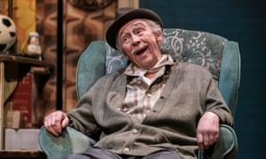Writer Paul Whitehouse also appealingly plays a cameo role as Grandad Trotter.