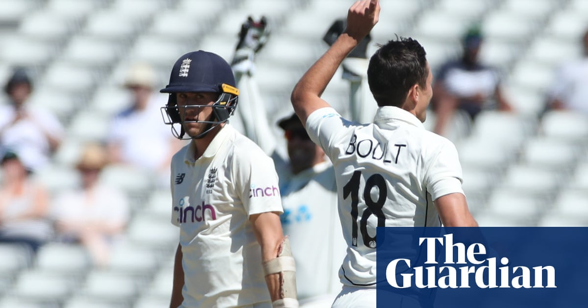 England look lost as fans' laughter defines painful defeat to New Zealand