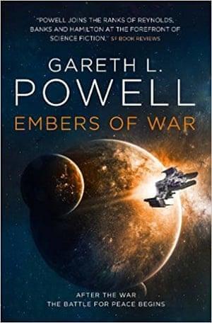 Embers of War (Titan Books, £7.99), Gareth L. Powell