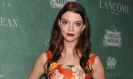 'I'm excited for this era of women that we are stepping into right now' ... Anya Taylor-Joy