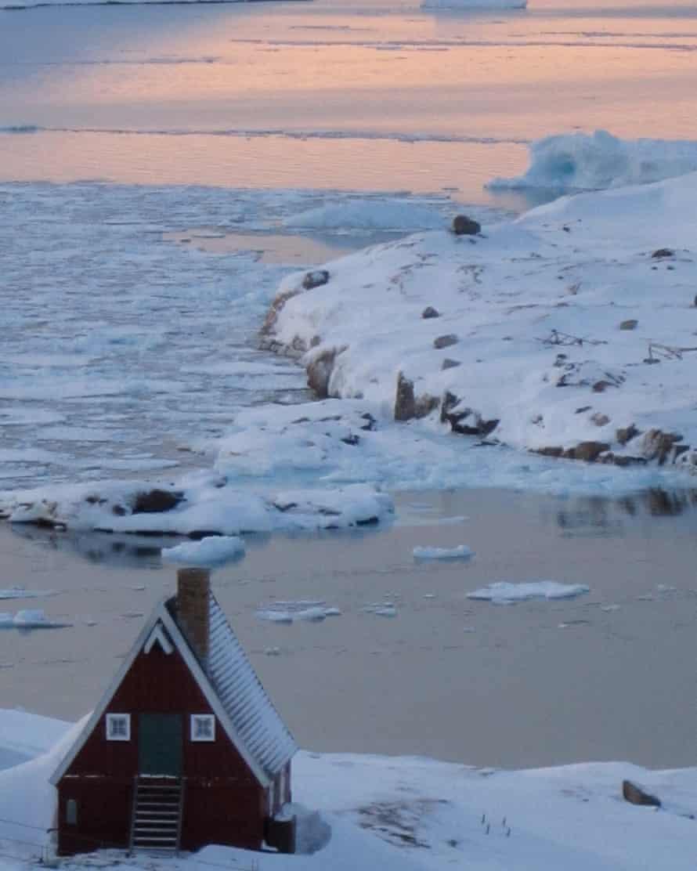 Artists residence Upernavik, Greenland