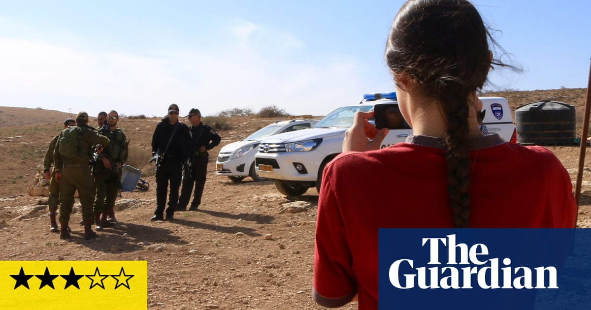 Objector review – Israeli anti-occupation documentary wears its politics on its sleeve
