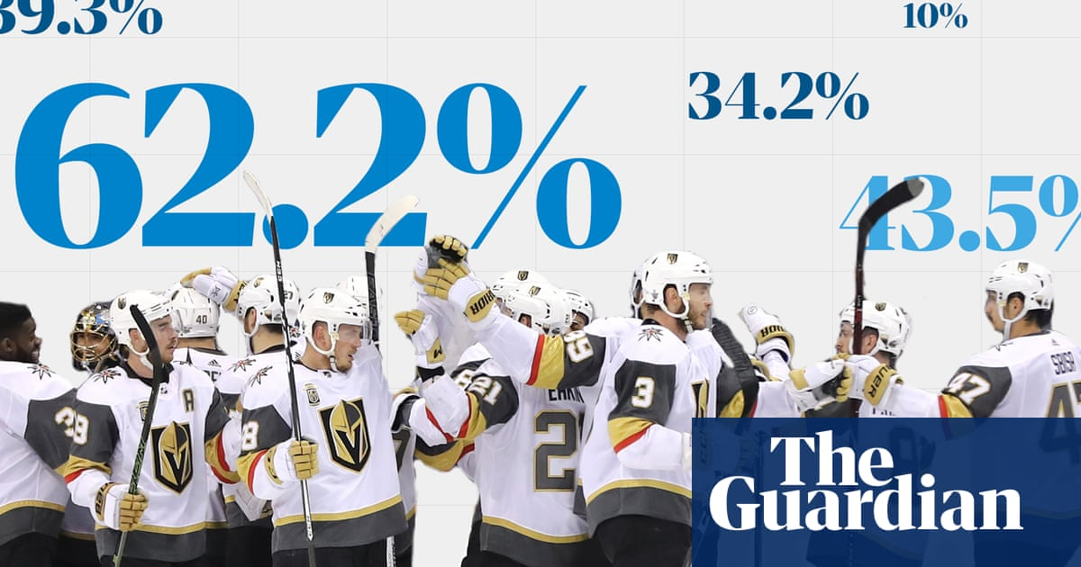 69b2e1b1f92 Why the Vegas Golden Knights are already the best expansion team in sports