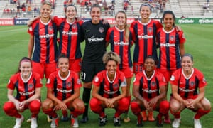 Washington Spirit usually play at the Maryland SoccerPlex but appeared at Audi Field last weekend