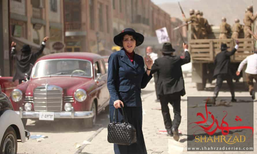 A scene from Shahrzad, the Iranian TV series
