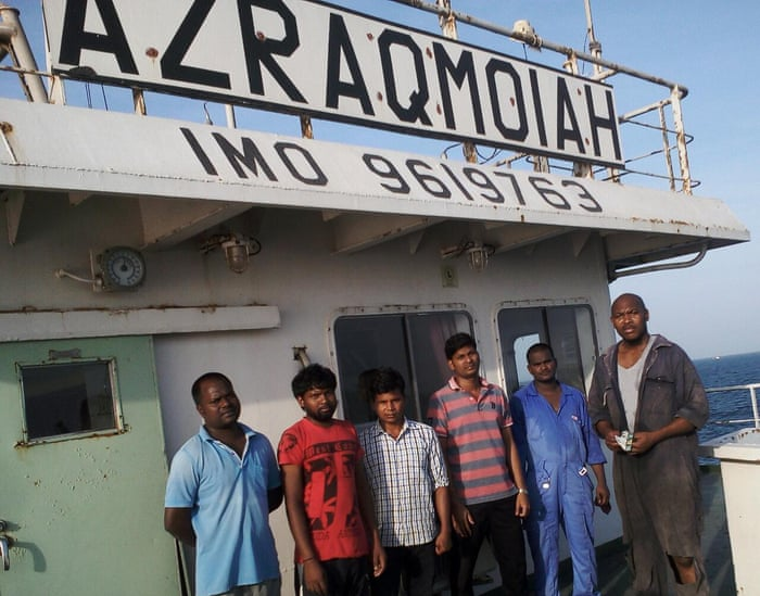 Abandoned at sea: the crews cast adrift without food, fuel