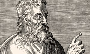illustration of Seneca