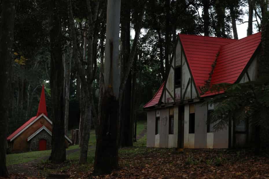 Fantastic glades in Port Macquarie