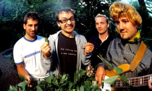 'When we play it, the crowd sing so loud we can't hear ourselves' … Wheatus in 2000, from left Peter Brown, Brendan B Brown, Mike McCabe, Phil Jimenez.