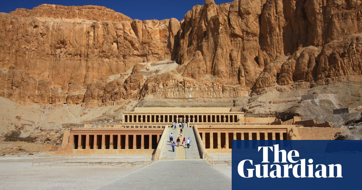 Egypt S Tourism Industry Is Still Reeling But Hope Is On The Horizon Egypt Holidays The Guardian
