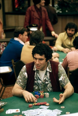 'As much as I love to win, I hate losing more' ... Gould in the 1974 gambling drama California Split. Photograph: Allstar/Columbia Pictures