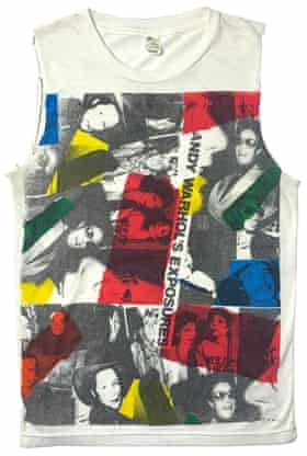 Unified Goods' Andy Warhol collaboration with Tate Modern T-shirt