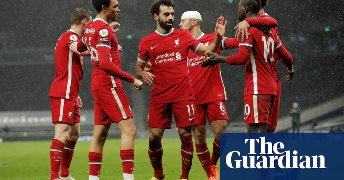 Liverpool resisted trend for change, so are they back in the groove now? | Jonathan Wilson