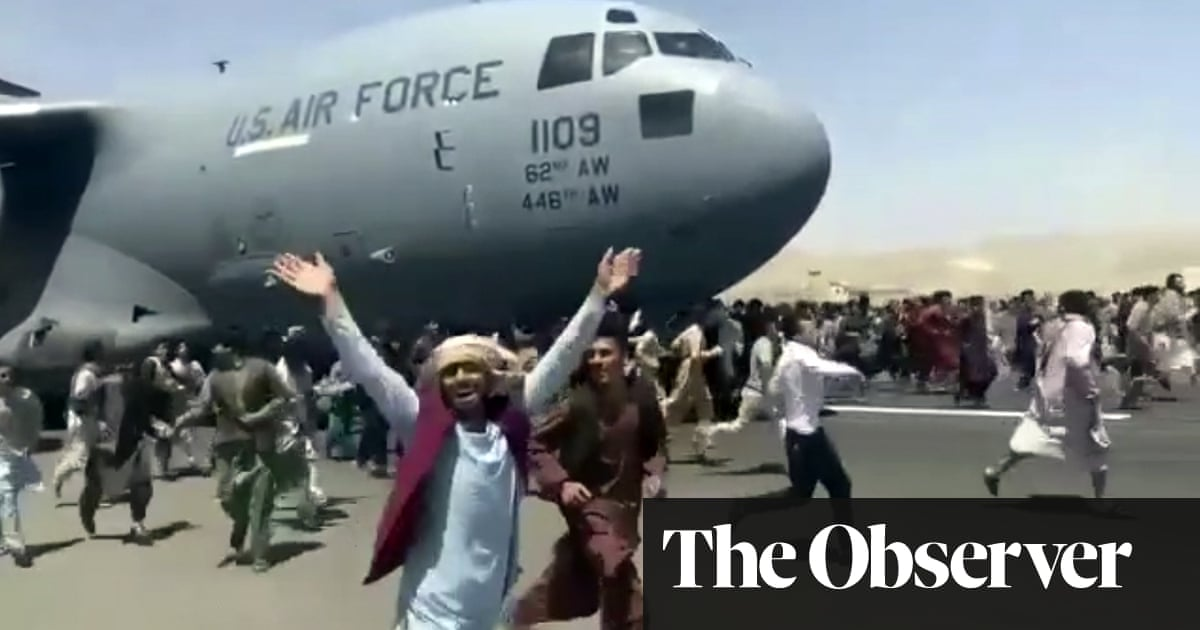 The Observer view on the unfolding tragedy in Afghanistan