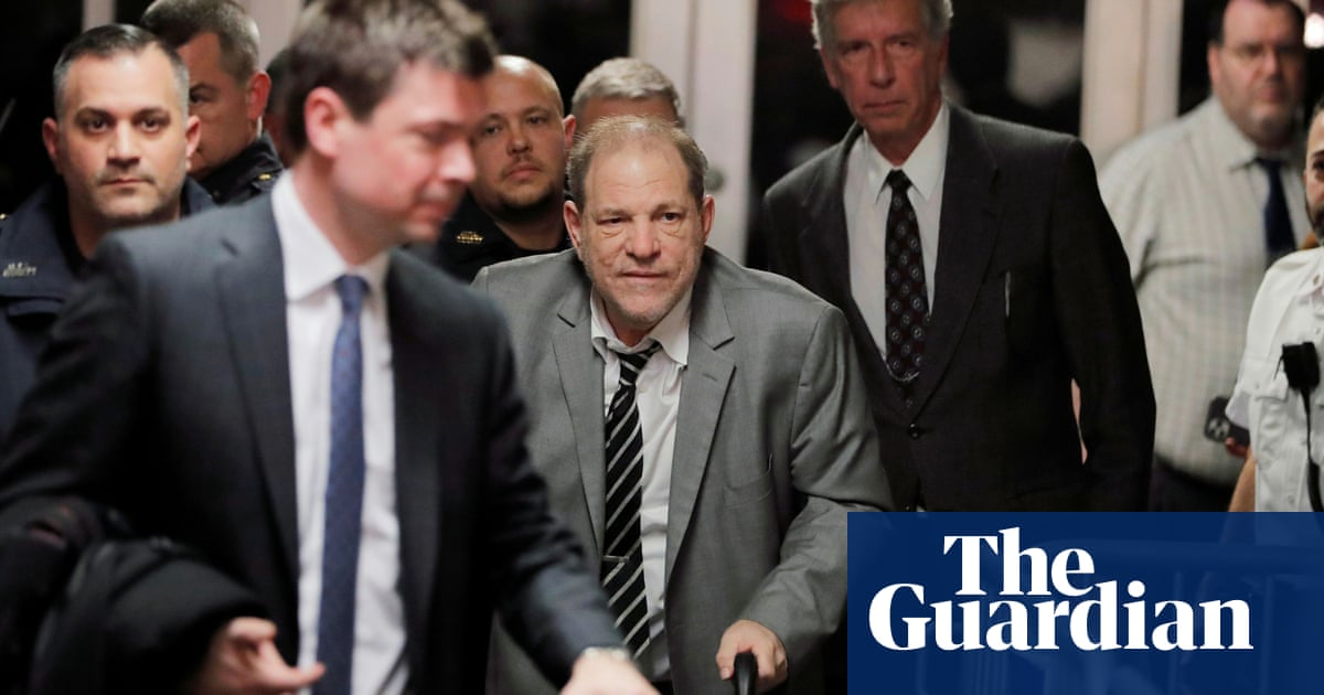 Weinstein trial: key accuser to face questions over why she stayed in touch