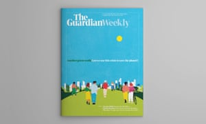Guardian weekly cover 22 May 2020