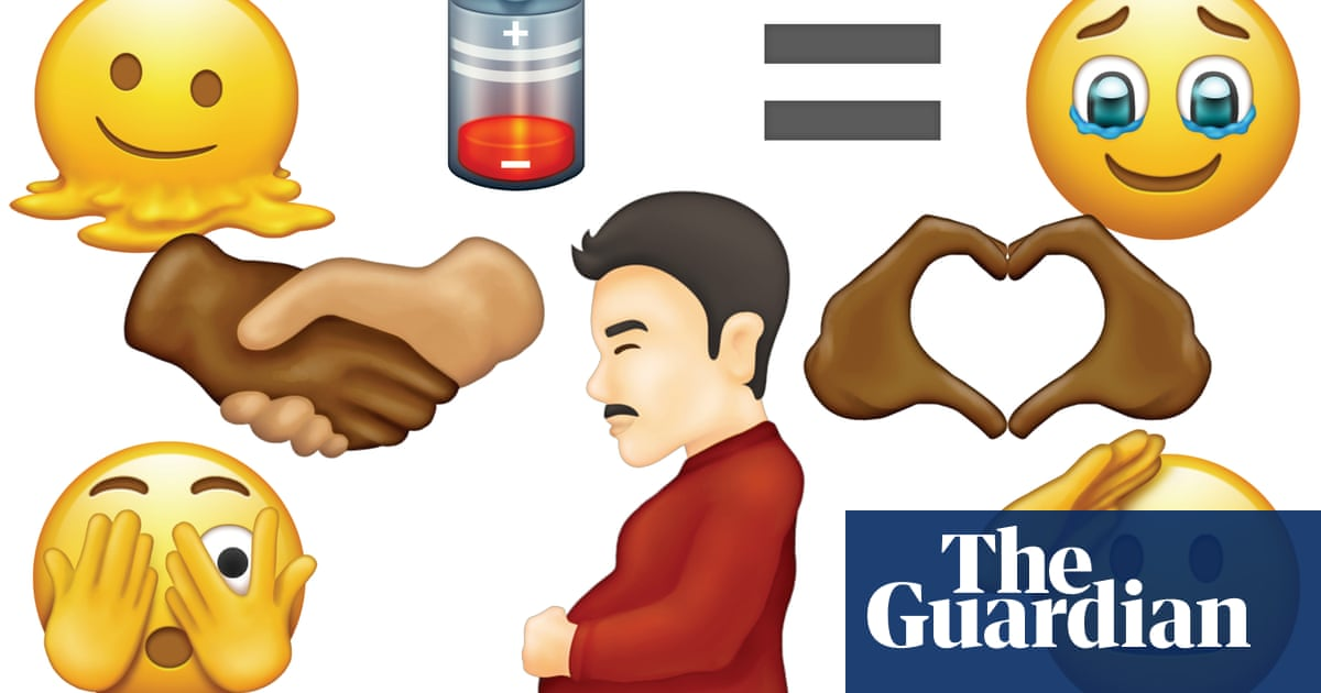 Pregnant man and multiracial handshake emojis unveiled before launch