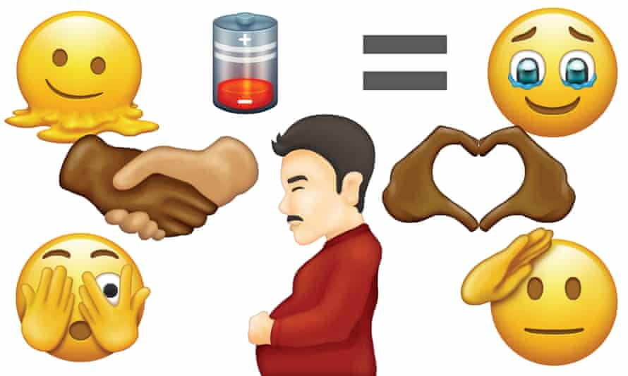 Additional emojis from Emojipedia will offer more variety and gender-neutral options.
