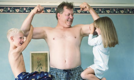 Men with slow metabolisms are around 50% less likely to die in any given year than skinnier men.