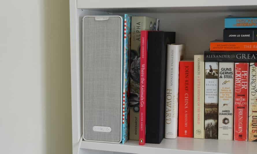 Ikea Symfonisk bookshelf speaker review